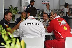 Fórmula 1 Noticias Los jefes de equipo quieren una