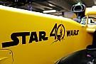 Formule 1 Anniversaire commun pour Renault et Star Wars à Monaco!