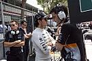 A Renault Perezt akarja Palmer helyére?!