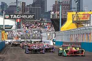 Fórmula E Últimas notícias F-E pode criar categoria com carros elétricos de turismo