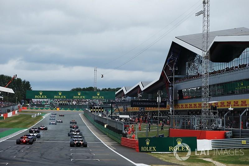Carey: Keine Eile bei neuem Silverstone-Deal