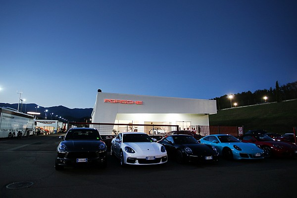 Anche Röhrl, Cairoli e Dj Ringo al Mugello per il Porsche Festival!