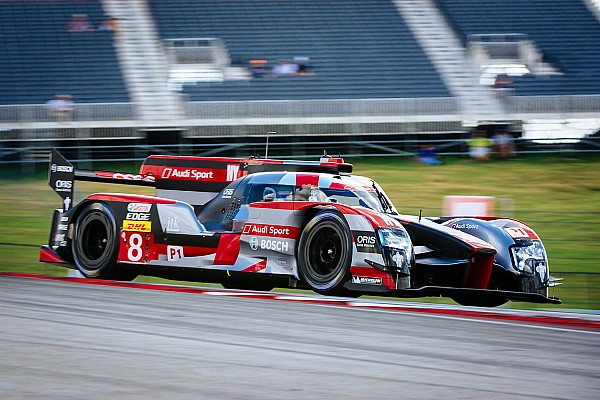 Austin WEC: Duval ensures practice clean sweep for #8 Audi