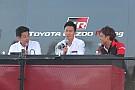 WEC富士のTOYOTA  gazoo Racing Parkで脇阪寿一と伊藤大輔が座談会を開催