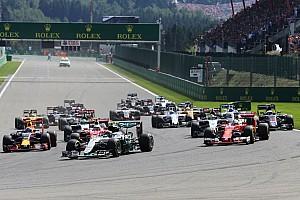 Formel 1 Fotostrecke Das Starterfeld für die Formel-1-Saison 2017