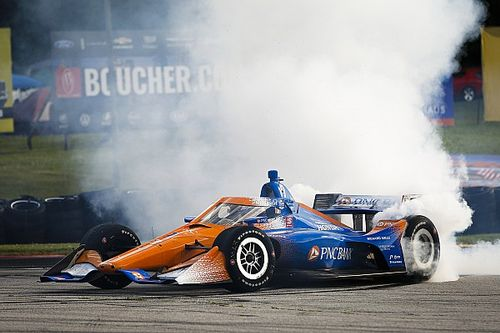 IndyCar Road America: Dixon scores his third straight victory