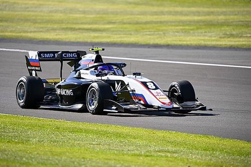 F3シルバーストン:レース2はルーキーのスモリャルがポールから初優勝