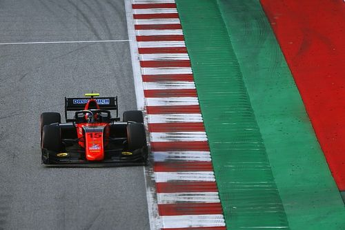 Red Bull Ring F2: Drugovich grabs dominant first win