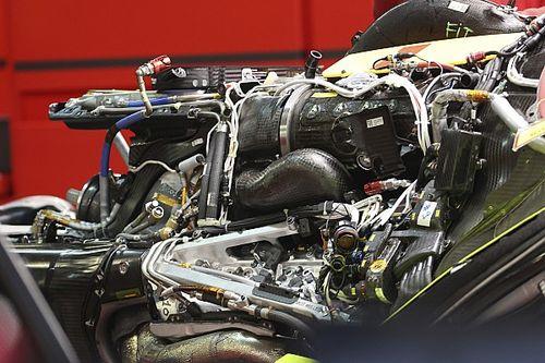 F1メカ解説|超ロングストレート2本のソチに、各チームが持ち込んだハイダウンフォース仕様