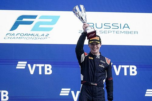 Ticktum looking to IndyCar, DTM and Formula E for 2022