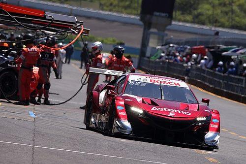 Baguette wants to exploit Honda SUPER GT fuel advantage