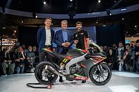 Aprilia RS 250 Sport Production: eccola dal vivo
