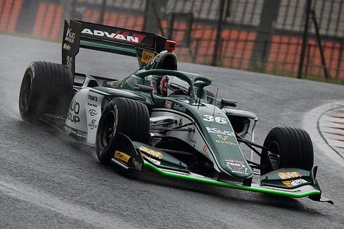 Сын Алези внезапно в одни ворота выиграл гонку Суперформулы. Но был нюанс!