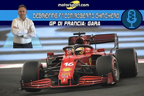 """Chinchero: """"La pista 'green' ha affossato le Ferrari"""""""