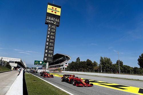 Directo: la carrera del GP de España 2021 de Fórmula 1