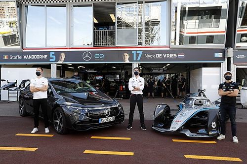 Mercedes signs option to begin development for Gen3 FE rules