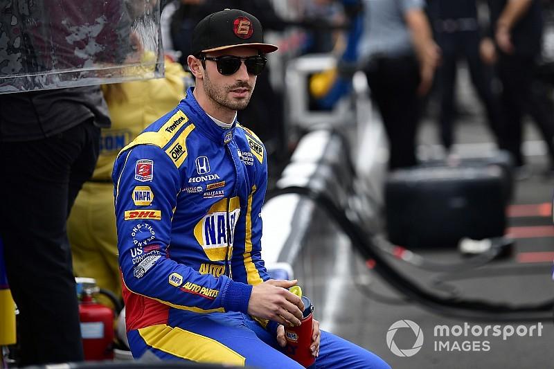 Россі: Andretti ще більше додасть у 2019-му