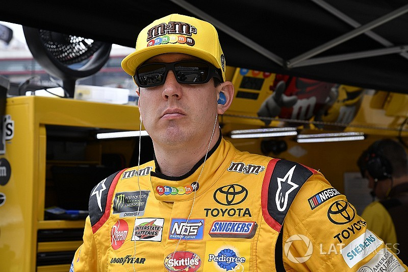 Bristol Motor Speedway responds to Kyle Busch confrontation with fan