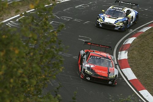Frijns pulls out of Nurburgring 24h with illness