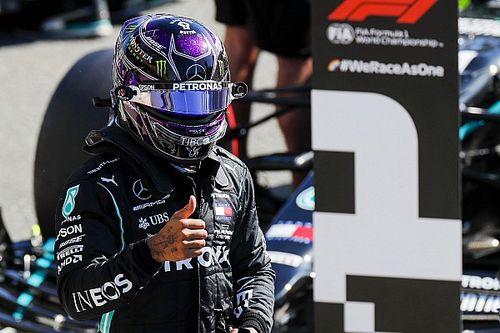 İtalya GP: Pole pozisyonu tur rekoruyla Hamilton'ın, Sainz 3.!