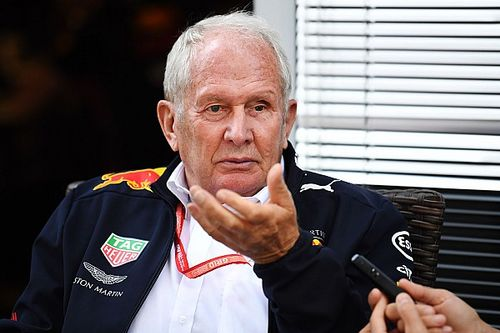 Марко: «Таинственная» подвеска была у Red Bull уже в Бахрейне