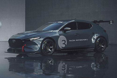 Mazda Motorsports cancella il progetto Mazda3 TCR