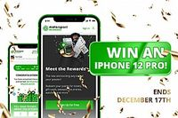 Win a new iPhone 12 Pro with Motorsport Rewards