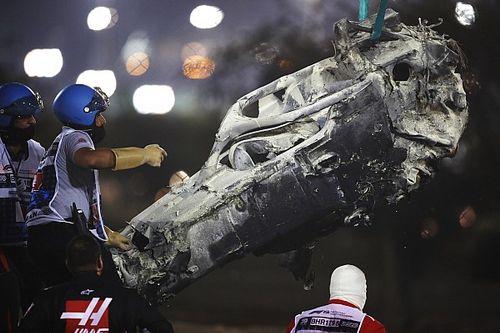 Las primeras palabras de Grosjean tras su terrible accidente en Bahrein