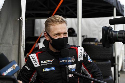 Recruté par Peugeot, Magnussen pense quitter l'IMSA fin 2021