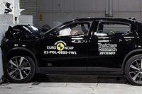 A Polestar 2 és a Cupra Formentor is öt csillagot kapott az Euro NCAP töréstesztjén