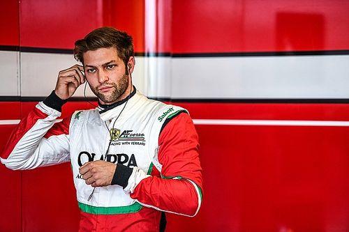 Giorgio Roda torna nel Tricolore GT a Vallelunga