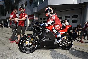 ¿Qué hay que esperar de la vista sobre el deflector de Ducati?