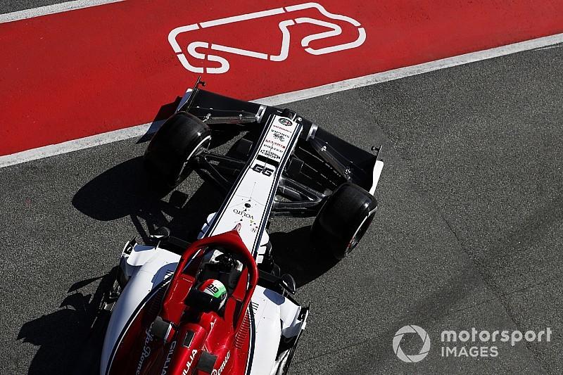 Fotostrecke: Alfa Romeo Racing in der zweiten Testwoche in Barcelona