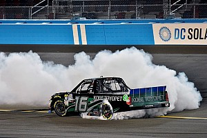 Brett Moffitt looking to cap