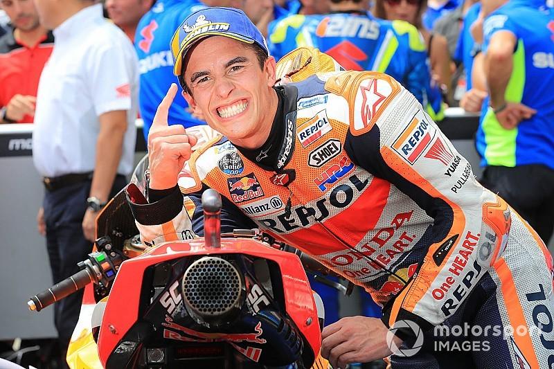 """Márquez: """"Tenía muchas motivaciones, el 2015 ha pasado por mi cabeza"""""""
