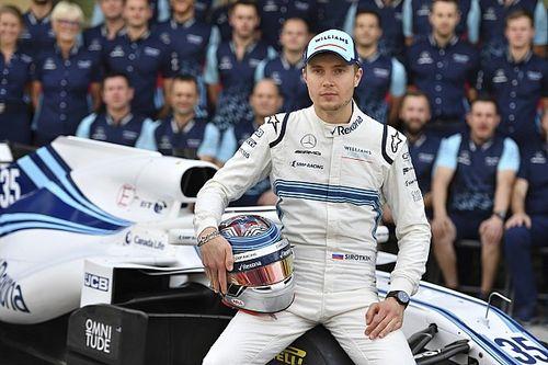 Sirotkin: ''Red Bull'da en iyi performans gösterebilen kişi Verstappen''