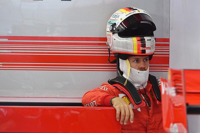 Vettel ilk günden memnun ayrıldı