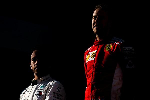 Formula 1 Hamilton, Ferrari'nin performansından emin değil