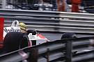 1 percben Ayrton Senna legendája a Monacói Nagydíjon
