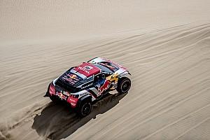 Dakar Rapport d'étape Autos, étape 2 - Despres et Peugeot de retour aux affaires