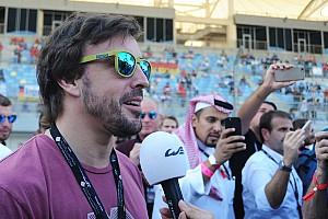 WEC Noticias de última hora Fernando Alonso probará el Toyota de WEC en Bahrein