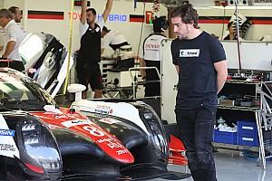 Alonso megtette az első