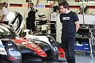 WEC Алонсо тестирует Toyota LMP1: видео