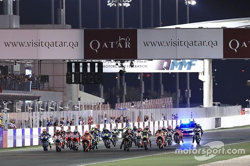 MotoGP sürücüleri, hâlâ Katar GP'sinin başlangıcının erkene alınmasını istiyorlar