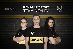 eSports Noticias Renault, primera escudería de F1 que lanza un equipo de eSports