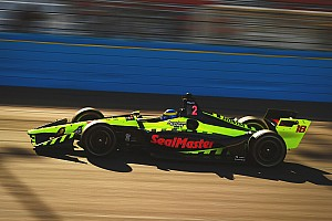 IndyCar Breaking news Minimizing tire degradation is key to Phoenix, says Bourdais
