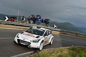 CIR Gara Targa Florio, PS8-9: Nucita allunga, torna la pioggia