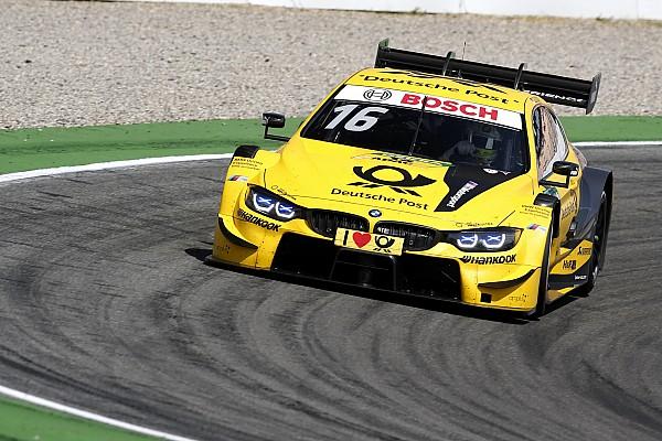 DTM Timo Glock logra su quinta pole position en el DTM