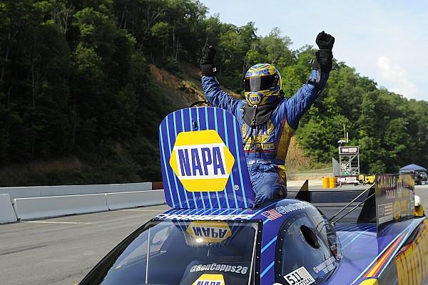 NHRA Race report Capps, Schumacher score their first wins of 2018