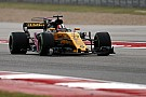 F1 Hulkenberg también penaliza y Renault prueba partes de 2018